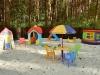 база отдыха Комарово - Детская площадка
