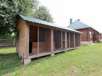 дом охотника Новогрудский - Вольер