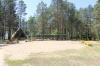 база отдыха Глобус - Спортплощадка