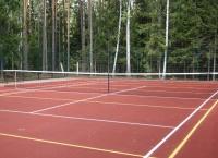 база отдыха Глобус - Теннисный корт