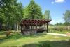 туристический комплекс Грин клаб / Green Club - Площадка для шашлыков