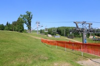 ski sports complex Logoisk