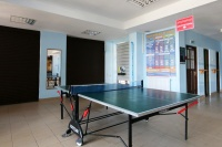 ski sports complex Logoisk - Table tennis (Ping-pong)