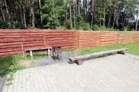 база отдыха Отдых на поляне - Площадка для шашлыков
