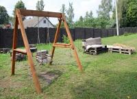 усадьба Беловежская гостевая - Детская площадка