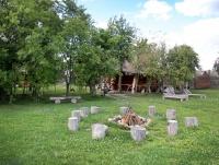 усадьба Весёлая хата - Площадка для шашлыков