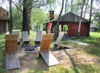 усадьба Заезд Зубачи - Площадка для шашлыков