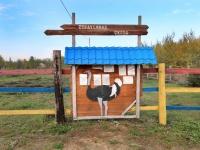 усадьба Слуцкий страус