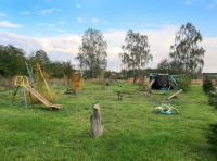 усадьба Слуцкий страус - Детская площадка