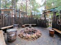 усадьба Елочки-Holiday - Площадка для шашлыков