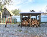 усадьба Бычок - Площадка для шашлыков