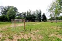 база отдыха Березовый двор - Спортплощадка