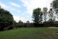 база отдыха Березовый двор - Детская площадка