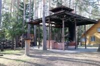 база отдыха Крупенино - Площадка для шашлыков
