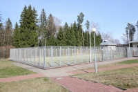база отдыха Крупенино - Теннисный корт