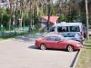 база отдыха Дривяты - Парковка