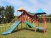 база отдыха Леошки - Детская площадка