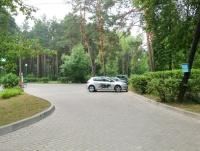 туристический комплекс Орша - Парковка
