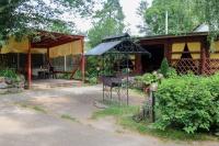 туристический комплекс Орша - Площадка для шашлыков