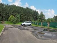 база отдыха Слободка - Автостоянка