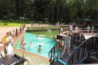 туристического комплекса Хатки - Бассейн