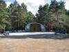 база отдыха Нарочанка - Танцплощадка летняя