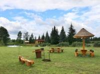 дом охотника Выгоновский - Площадка для шашлыков