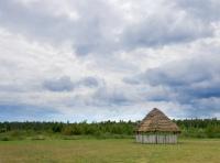дом охотника Выгоновский - Площадка для палаток