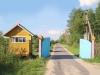 дом охотника Выгоновский