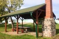 база отдыха Ратомка - Площадка для шашлыков