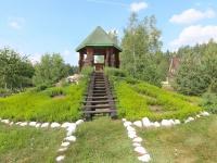 дом охотника Оршанский - Беседка