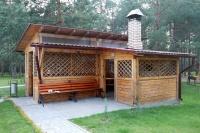 дом охотника Крупский
