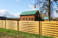 дом охотника Пуховичский