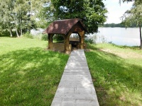 дом охотника Ушачский