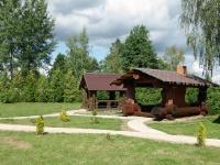 дом охотника Ушачский - Беседка