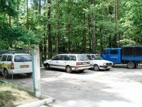 база отдыха Электрон - Автостоянка