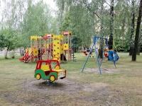 база отдыха Милоград - Детская площадка