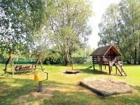 база отдыха Без проблем - Детская площадка