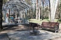 база отдыха Купалинка - Площадка для шашлыков
