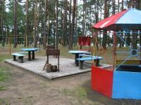 база отдыха Химик - Площадка для шашлыков