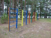 база отдыха Химик - Детская площадка