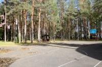 оздоровительный центр Алеся - Спортплощадка
