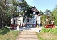 Высокий берег туристический комплекс / Минская область
