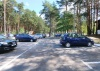 tourist complex Vysoki bereg - Parking lot