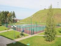 республиканский горнолыжный центр Силичи - Теннисный корт