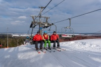 республиканский горнолыжный центр Силичи - Горнолыжный спуск