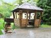 гостевой дом Дом графа Тышкевича - Площадка для шашлыков