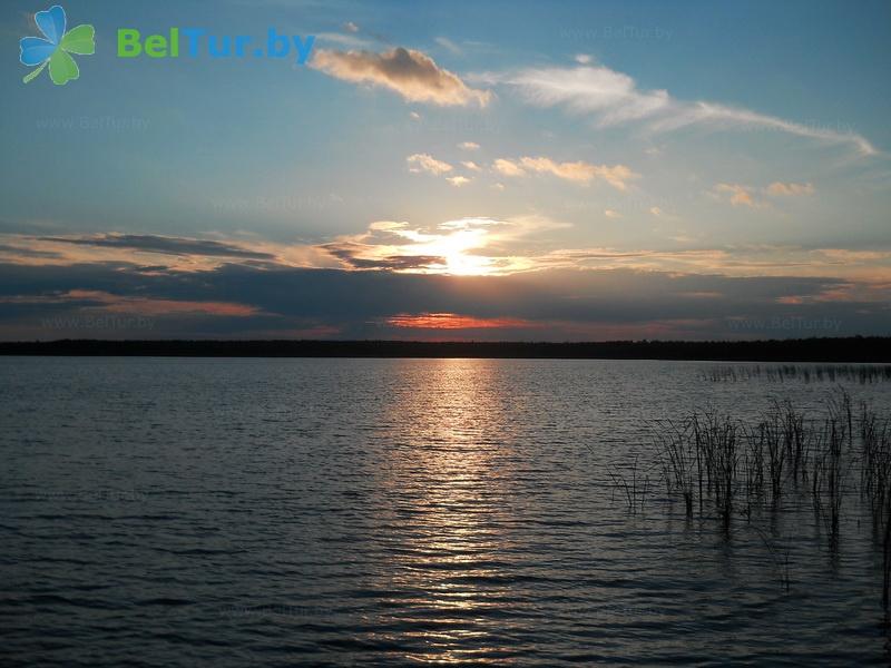 домжерицкое озеро рыбалка