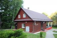 дом охотника Бегомльский