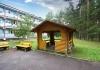 детский оздоровительный лагерь Звездный - Беседка